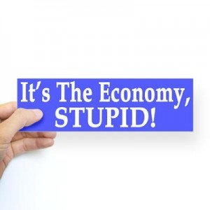 It's the (Agency) Economy, Stupid!